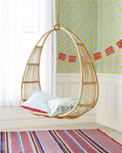 hang a round chair hanging chairs for bedrooms