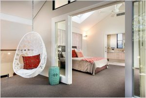 hanging chair for bedroom hanging egg chairs for bedrooms gallery