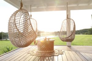 hanging chair outdoors hanging egg chair outdoor designs