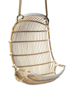 hanging rattan chair ch