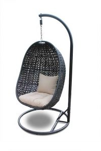 hanging wicker chair nimbus wicker hanging chair
