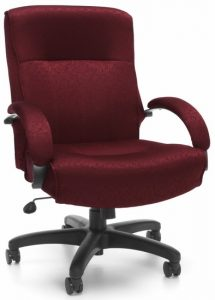 heavy duty desk chair ofm mid back heavy duty desk chair