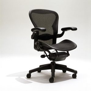 herman miller office chair aeron chair picture