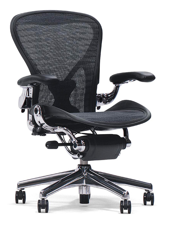 herman miller office chair aeronchair