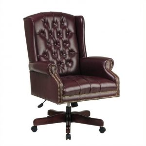 high back executive chair l
