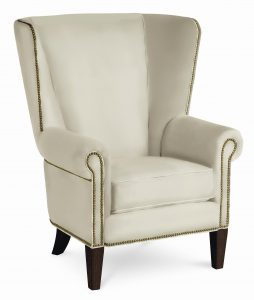 high back living room chair portfolio hana barley tan trellis wingback chair and ottoman set luxury high back living room chairs