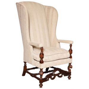 high wingback chair l
