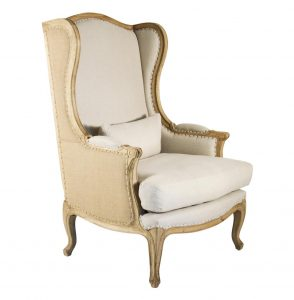 high wingback chair product