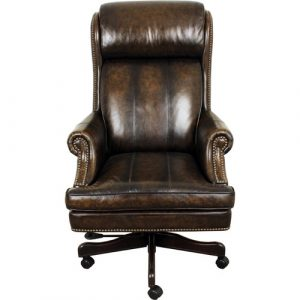 highback desk chair parker house furniture high back desk chair dc