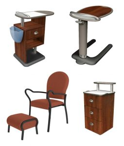 hospital recliner chair michael graves stryker hospital furniture