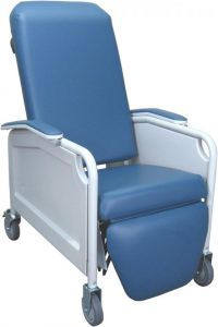hospital recliner chair win