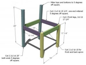 how to build a chair knockoffwood angle chair