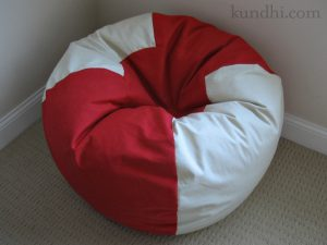 how to make a bean bag chair rolliepollie