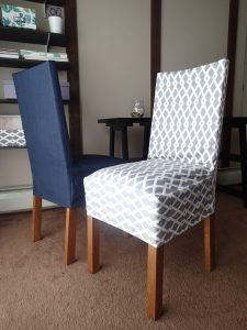 how to make chair covers pb