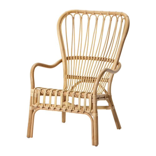 ikea rattan chair