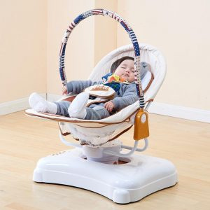 infant rocking chair ppimi electric baby cradle automatic baby rocking chair table chair intelligent soothing sleep cradle bed with a