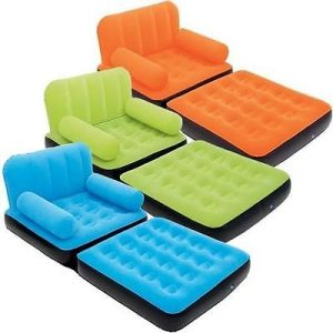 inflatable chair bed $