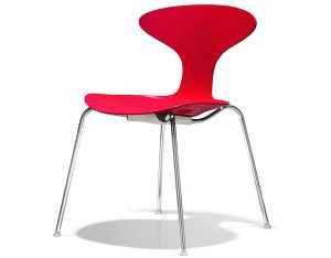jens risom chair orbit plastic stacking chair ross lovegrove bernhardt design