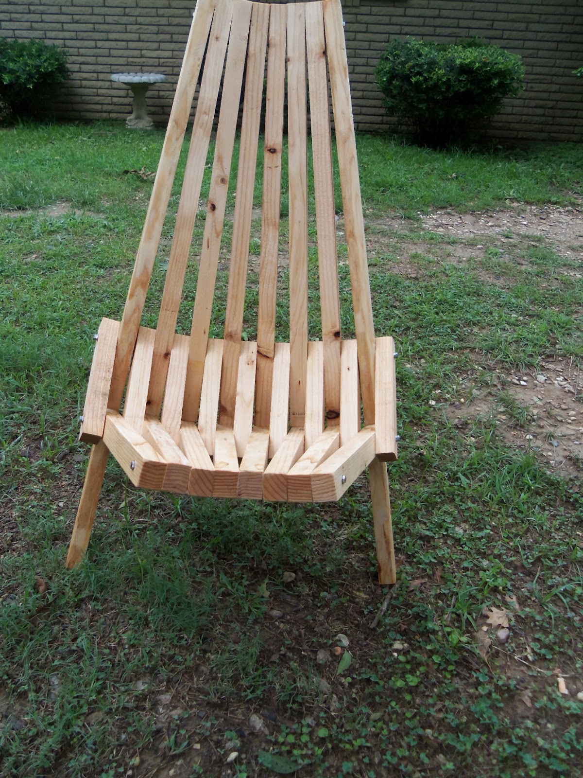 kentucky stick chair