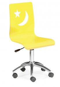 kids office chair adjustable height yellow kids office chairs