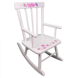 kids rocking chair classic rocking chair white