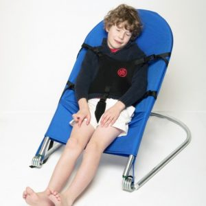 kids sleep chair large bouncing chair for special needs children