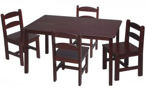 kids table and chair set gift mark kids piece table and chair set