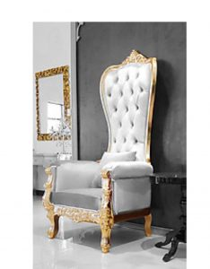 king chair rental image