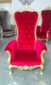 king chair rental kingschairredgold
