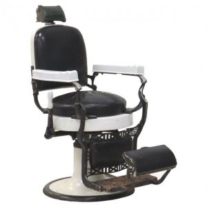 koken barber chair l