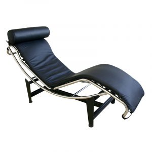 leather chaise lounge chair ablackmain
