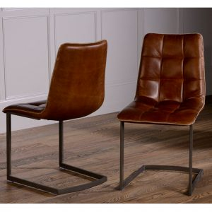 leather dining chair dolomite leather dining chair