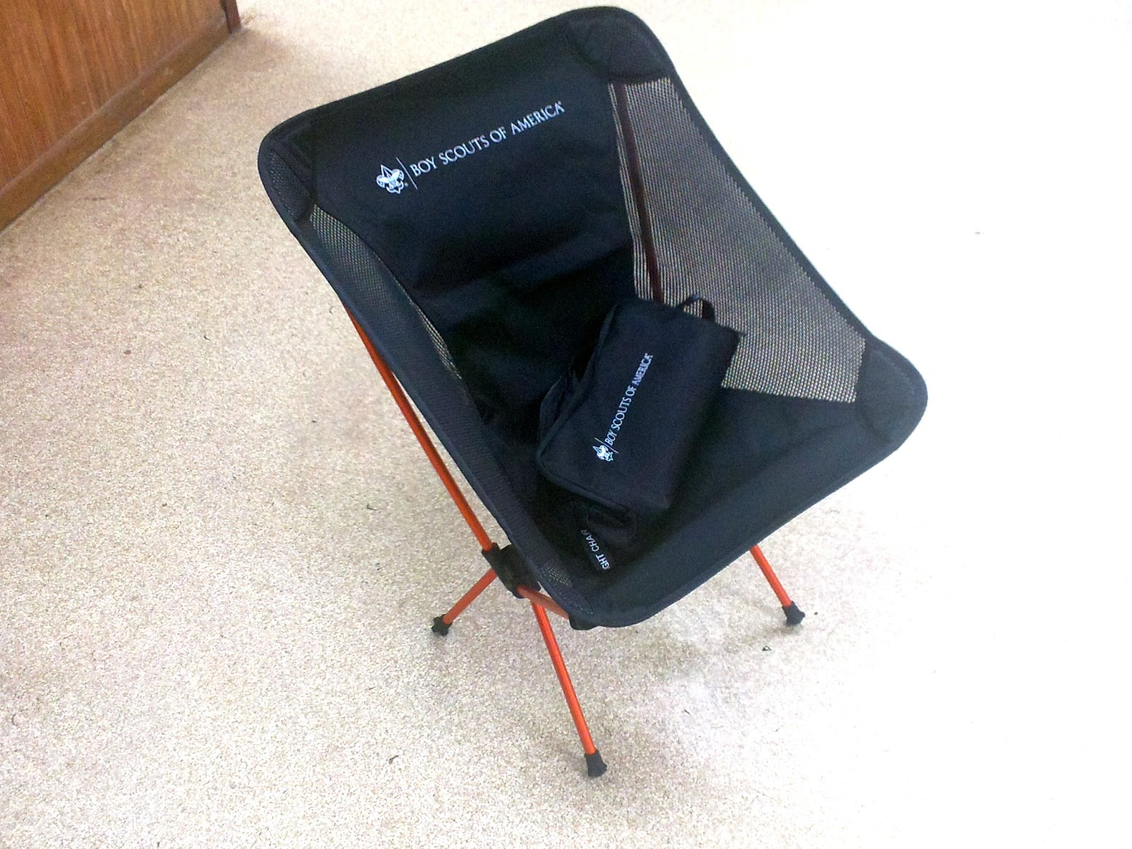 lightweight backpacking chair