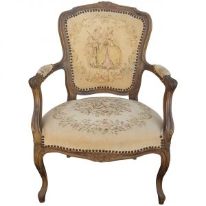 louis xv chair l