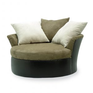 lounge chair indoors single round chaise lounge with throw pillows set