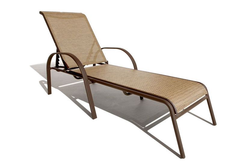Lounge Chair Outside. Lounge Chair Outdoor