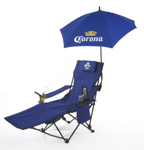 lounge chair with umbrella promotional reclinerloungechairwithkiteumbrella