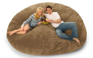 love sac chair addl dm foot fombag l
