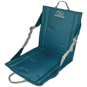 low camping chair highlander relax mat all