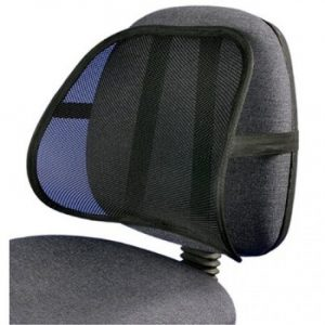 lumbar support for chair backsaver