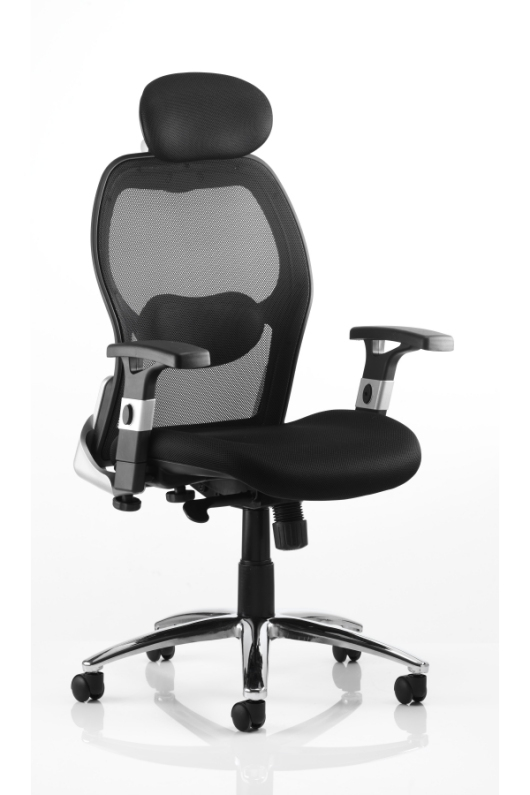 lumbar support office chair prod image