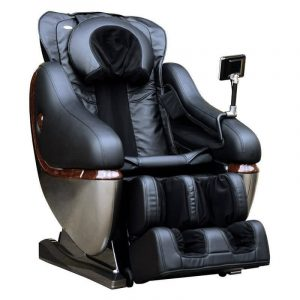 luraco massage chair luraco irobotics sl black