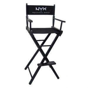 makeup artist chair nyx cosmetics makeup artist directors chair