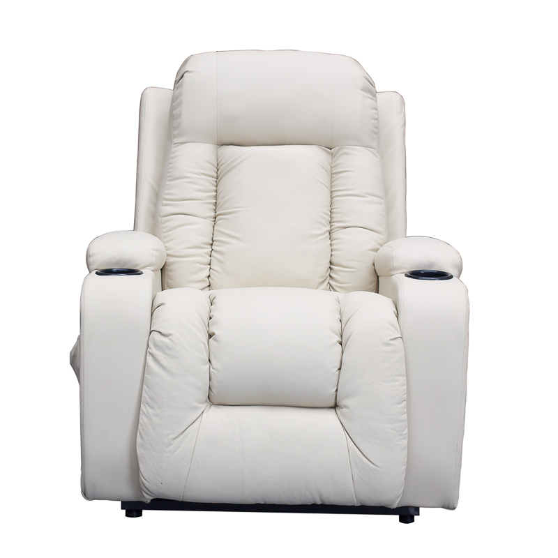 massage chair ebay cream recliner
