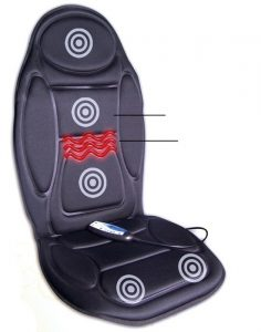 massage chair pad great massage chair pad with heat