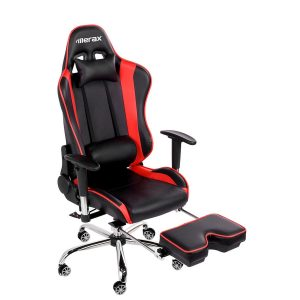 merax gaming chair merax big and tall back ergonomic racing style computer gaming office chair ppjaa