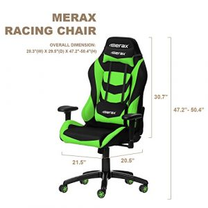 merax racing chair pzqxrul