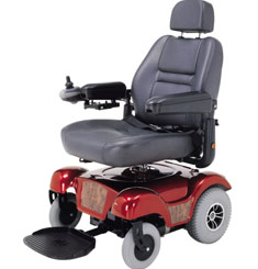 merits power chair