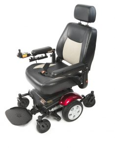 merits power chair merits vision sport