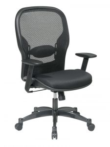 mesh back office chair opt